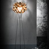 Lampadaire Flora Copper