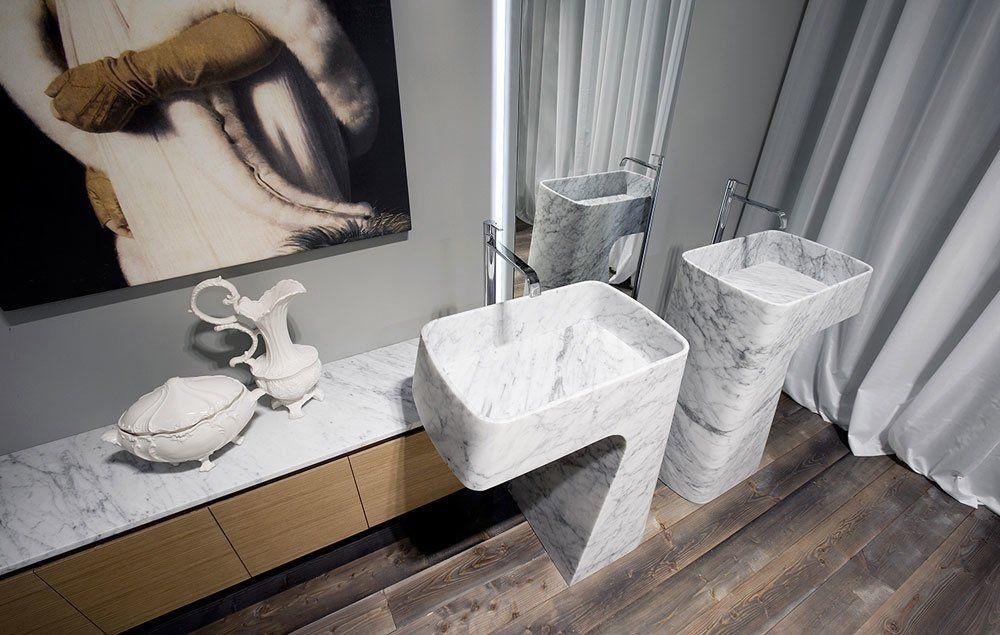 antonio lupi waschbecken waschtisch pipa designbest. Black Bedroom Furniture Sets. Home Design Ideas
