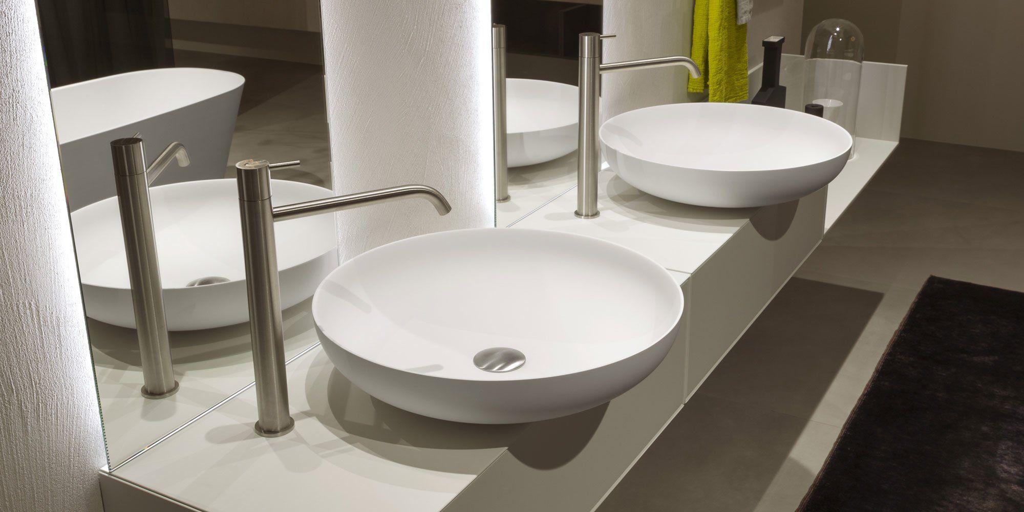 antonio lupi waschbecken waschtisch verso designbest. Black Bedroom Furniture Sets. Home Design Ideas