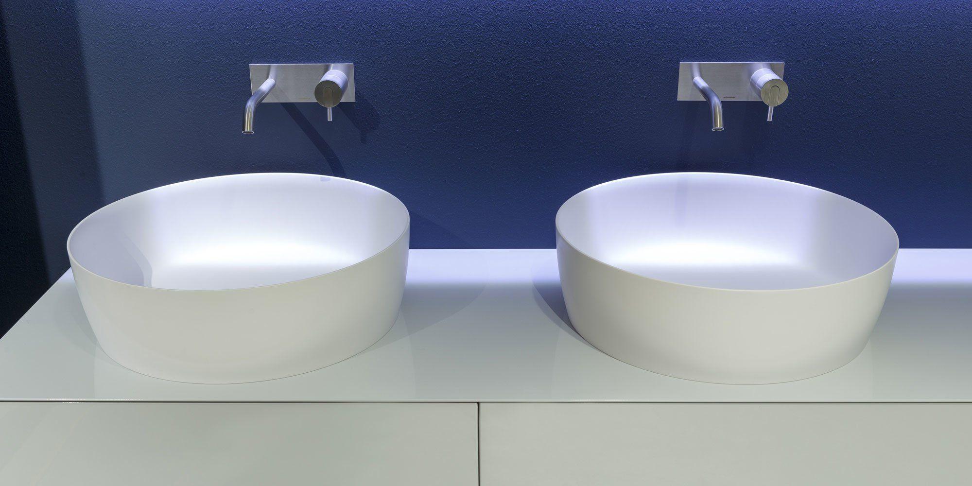 antonio lupi waschbecken waschtisch catino designbest. Black Bedroom Furniture Sets. Home Design Ideas