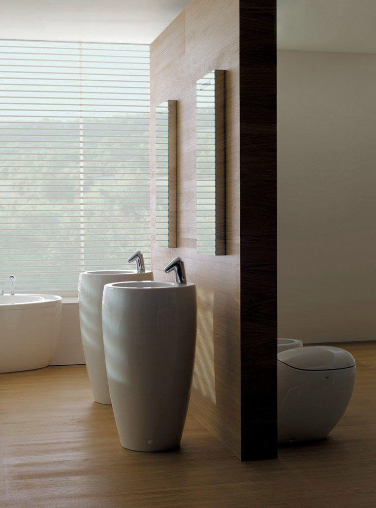 Laufen Waschbecken Waschtisch Alessi One [A] | Designbest