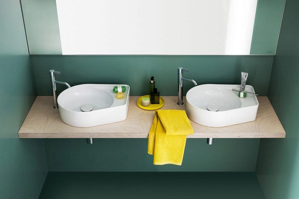 Laufen Waschbecken Waschtisch Val | Designbest