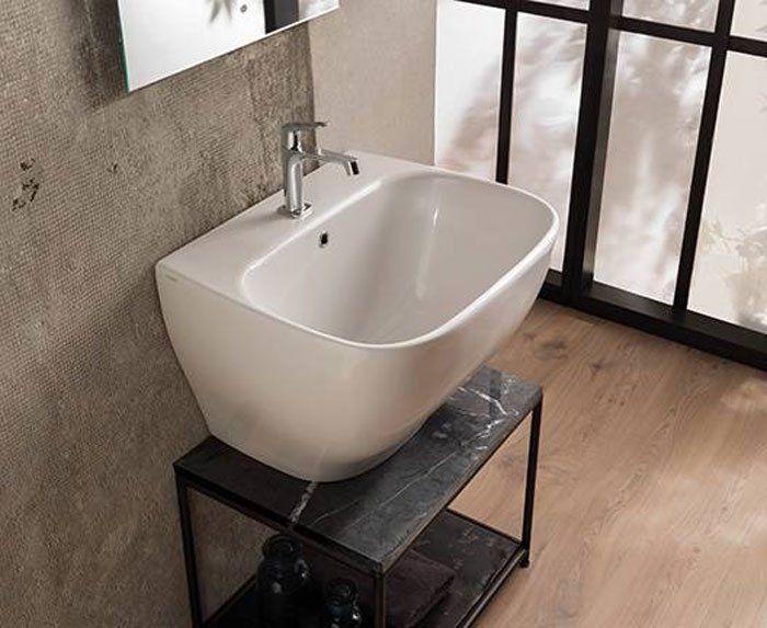 Vasche Da Bagno Globo Prezzi : Ceramica globo waschbecken waschtisch genesis 60 designbest