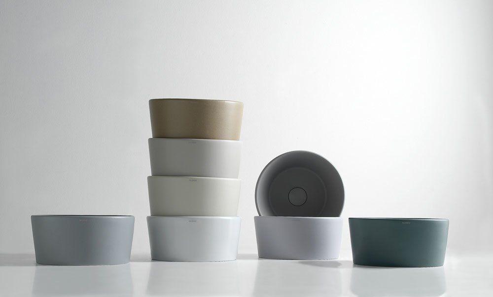 Globo Waschbecken ceramica globo waschbecken waschtisch forty3 designbest
