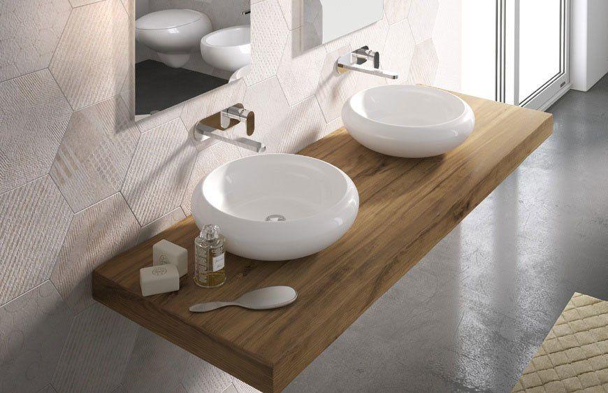 Vasca Da Bagno Hidra : Hidra ceramica waschbecken waschtisch tao designbest