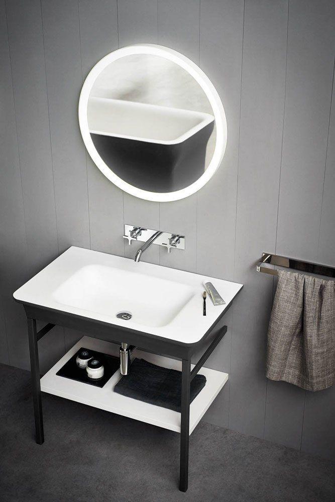 Agape waschbecken kombination novecento xl designbest for Designbest outlet