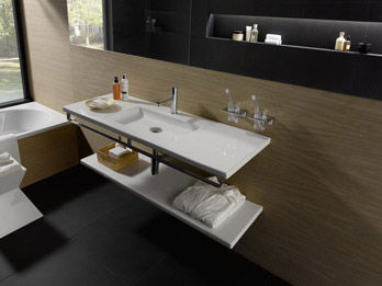 Washbasin Living Square