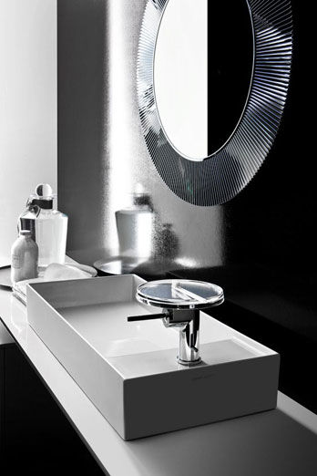 Lavabo Kartell by Laufen [b]