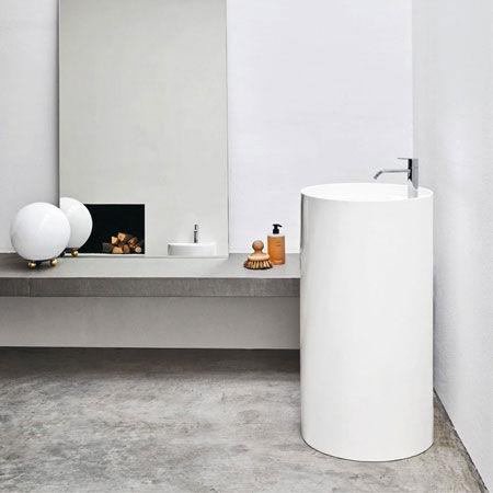 Lavabo Ovvio Freestanding