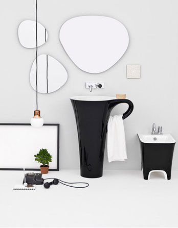 Lavabo Cup Freestanding