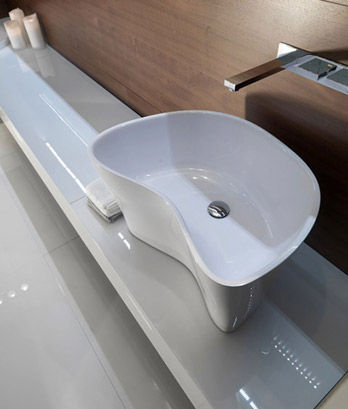 Washbasin Level 45