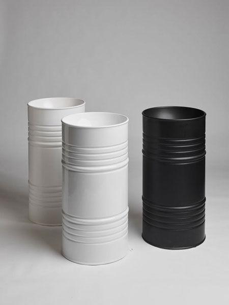Washbasin Barrel