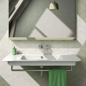 Lavabo Green Up 120