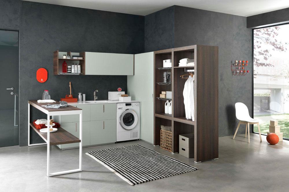 Mobile Lavatoio Lime Wash [A] da Azzurra | Designbest