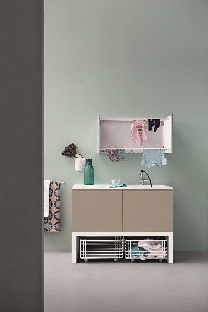 Mobile lavatoio Acqua e Sapone [e]