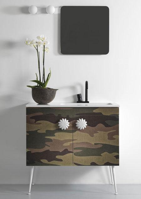 Composizione NancoPiù Vintage Camouflage