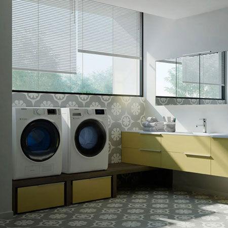 Mobile lavatoio Spazio Time 07