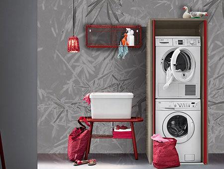 Mobile lavatoio Acqua e Sapone [f]