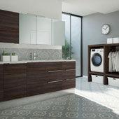 Mobile lavatoio Spazio Time 08