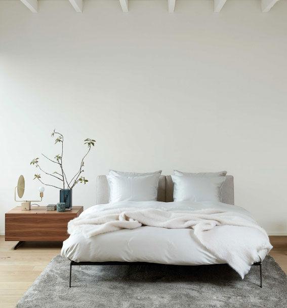 Flexform Doppelbetten Bett Lifesteel | Designbest