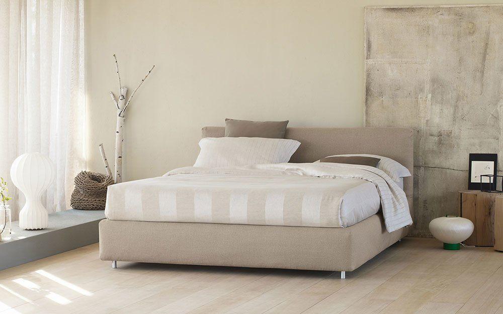 Flou Doppelbetten Bett Merkurio | Designbest