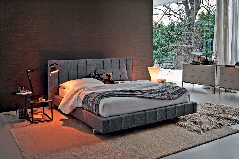 Letto High-Wave