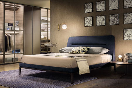 Bed Victoriano