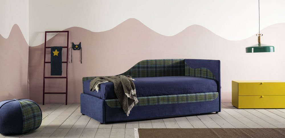 Letto Maya Wave