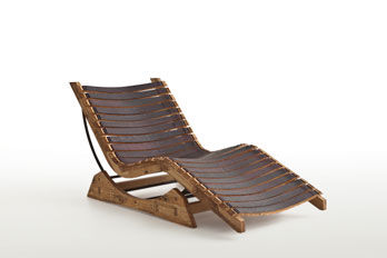 Chaise Longue Michele