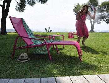Chaise longue Alizé