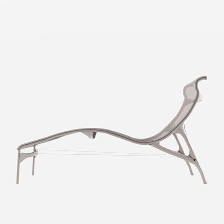Chaise Longue Longframe Outdoor