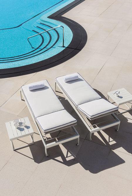 Bain de soleil Allaperto Grand Hotel