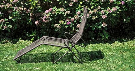 Chaise longue Harp