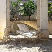 Chaise longue Panama