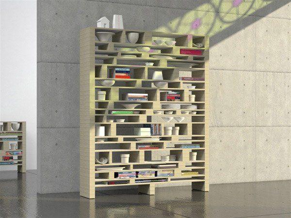 Bookshelf Babel