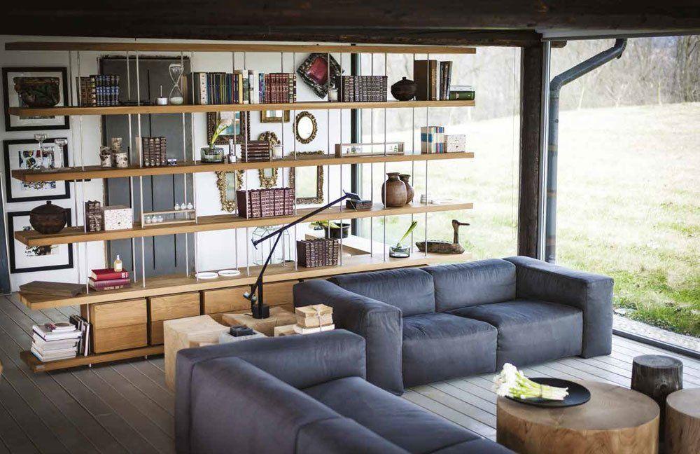 Libreria Studio Piano Design