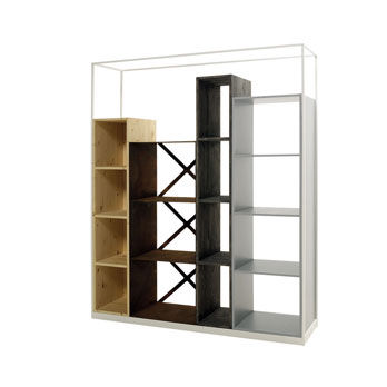 Bookcase Industry
