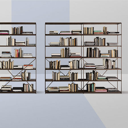 Bookcase Image by Euromobil