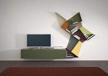 Bookcase Slide
