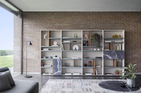 Bookcase Fortyfive