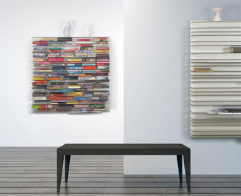 Bookshelf Paperback