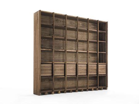 Bookcase Biblio