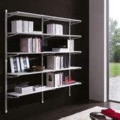 Bookcase Socrate Parete [a]