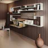 Libreria Home Office LagoLinea