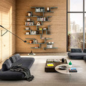 Bookcase LagoLinea [a]