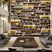 Bookcase LagoLinea