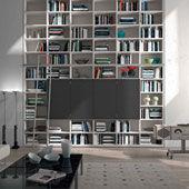 Bookcase Metropolis [b]
