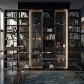 Bookcase Metropolis [a]