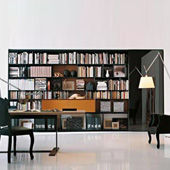 Bücherregal Flat.C [a]