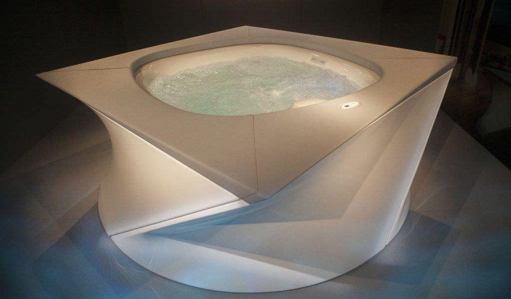 Mini Jacuzzi Bathtub.Mini Pool Flow